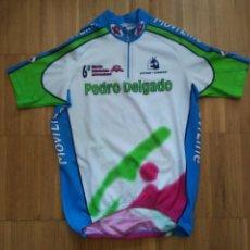 Coleccionismo deportivo: MAILLOT CICLISTA 6ª MARCHA CICLOTURISTA INTERNACIONAL PEDRO DELGADO ETXEONDO LA PERICO 1999. Lote 277281418