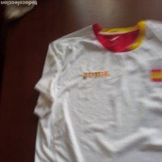 Coleccionismo deportivo: ESPAÑA SPAIN JUEGOS OLÍMPICOS OLÍMPIC GANES SHIRT TEAM XL CAMISETA. Lote 277764288