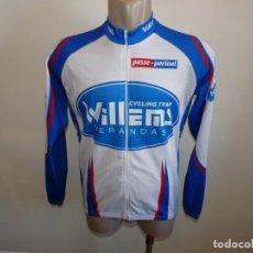 Coleccionismo deportivo: MAILLOT WILLEMS VERANDAN´S JARTAZI. Lote 278170723