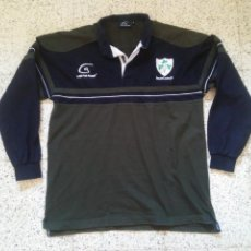 Coleccionismo deportivo: POLO LIVE FOR RUGBY IRELAND CAMISETA DE MANGA LARGA IRLANDA ALGODÓN. Lote 282553763