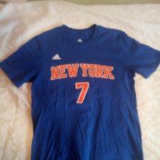 Coleccionismo deportivo: CAMISETA NBA ANTHONY (NEW YORK NICKS). Lote 284243538
