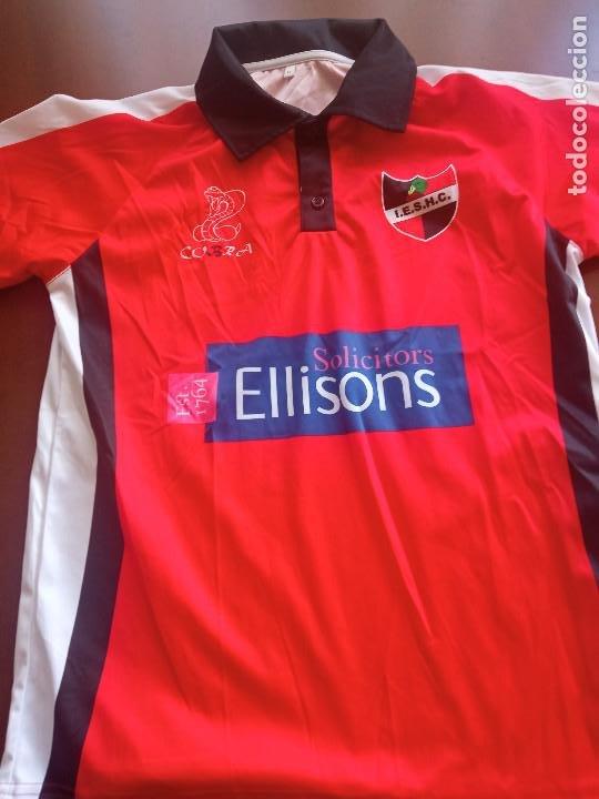 IPSWICH JOCKEY CLUB S CAMISETA HOQUEI FIELD SHIRT (Coleccionismo Deportivo - Ropa y Complementos - Camisetas otros Deportes)
