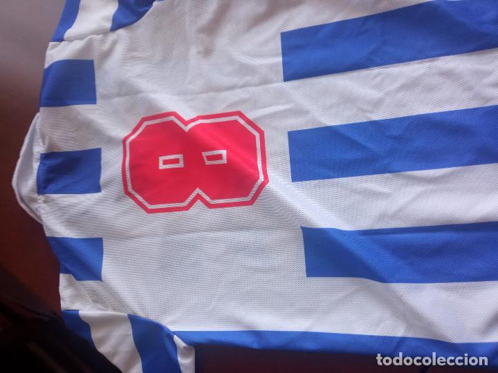 Coleccionismo deportivo: Deportivo de la coruña section shirt camiseta deporte seccion XS - Foto 3 - 287785653
