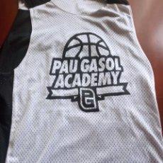 Coleccionismo deportivo: PAU GASOL ACADEMY L CAMISETA SHIRT BASKET BASQUET. Lote 287939793