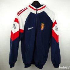 Collezionismo sportivo: CHAQUETA DEL REAL ZARAGOZA CF. Lote 289616388