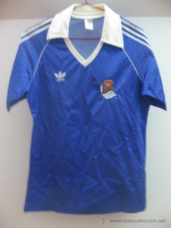 comprar camiseta Real Sociedad online
