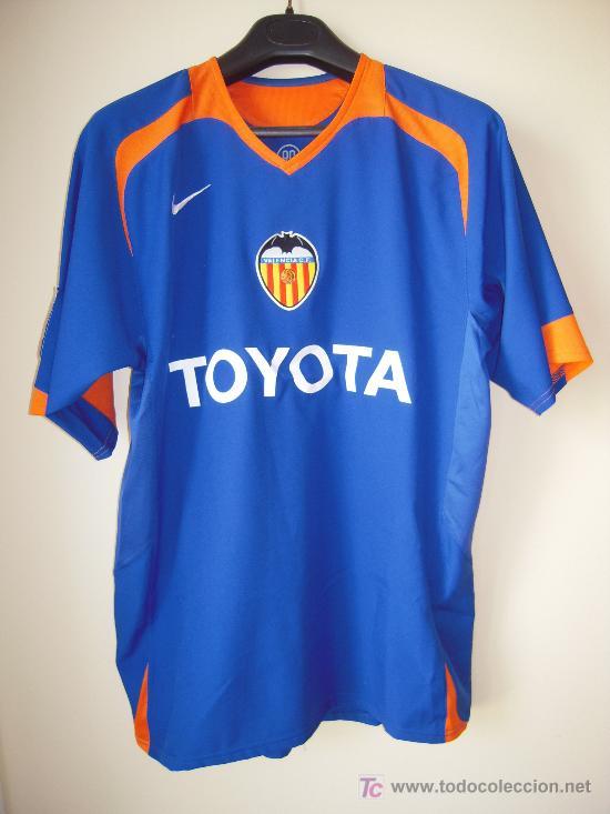 Camiseta Valencia CF futbol