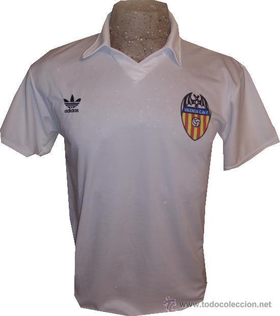 Campeón Directa Camiseta Vendido En Supercopa Venta 1980 Valencia H4q54Rpw