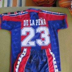 Coleccionismo deportivo: CAMISETA FC BARCELONA. Lote 27440259