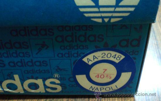 Botas Sold del modelo añ napoli futbol aa2048 adidas wkONnX80P