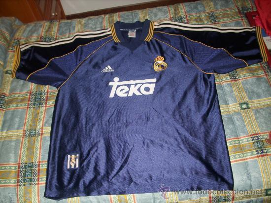 comprar camiseta real madrid futbol