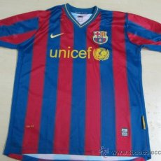 Sports collectibles - Camiseta FC Barcelona Messi talla XL - 27894786