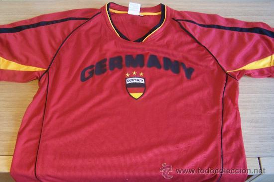 Coleccionismo deportivo: Camiseta Original futbol Alemania 2006 fifa world cup Germany - Foto 2 - 27968558