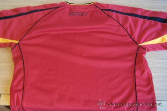 Coleccionismo deportivo: Camiseta Original futbol Alemania 2006 fifa world cup Germany - Foto 4 - 27968558