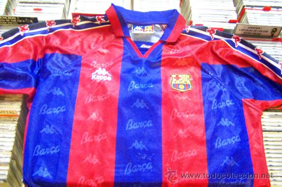 Sports collectibles  Camiseta de futbol Fc Barcelona Barça Kappa Shirt Figo  7 Original talla xl e94cdfb0f2a86