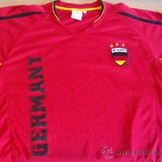 Coleccionismo deportivo: CAMISETA ORIGINAL FUTBOL ALEMANIA 2006 FIFA WORLD CUP GERMANY. Lote 27968379