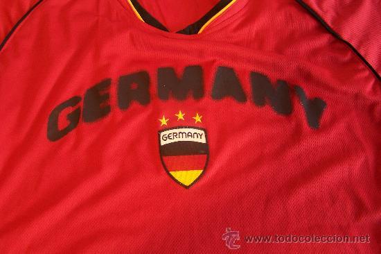CAMISETA ORIGINAL FUTBOL ALEMANIA 2006 FIFA WORLD CUP GERMANY (Coleccionismo Deportivo - Ropa y Complementos - Camisetas de Fútbol)