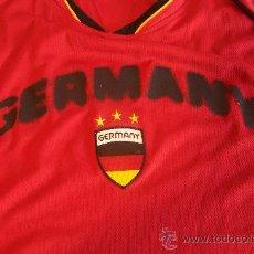 Coleccionismo deportivo: CAMISETA ORIGINAL FUTBOL ALEMANIA 2006 FIFA WORLD CUP GERMANY. Lote 27968558