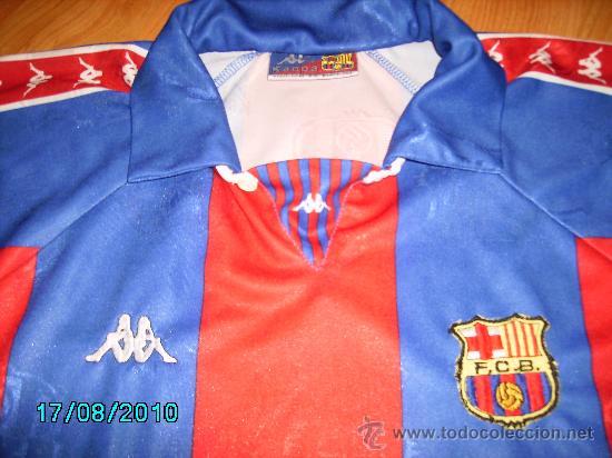 comprar camiseta Barcelona modelos
