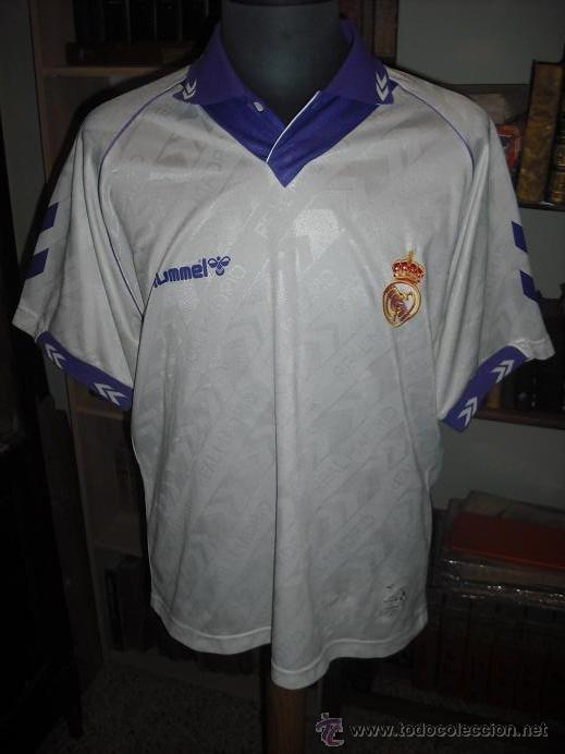 comprar camisetas futbol en madrid