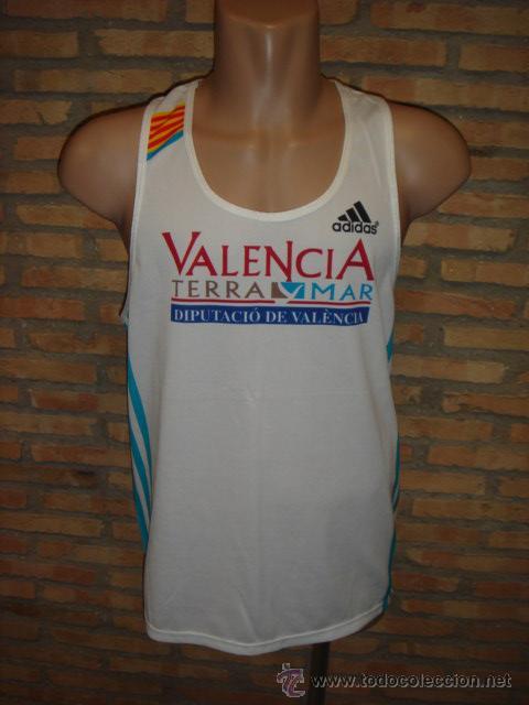 camiseta atletismo adidas