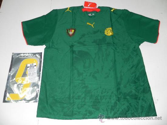 cab339229a4ee Camiseta de futbol original de la seleccion de - Vendido en Venta ...