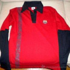 Coleccionismo deportivo: POLO FUTBOL CLUB BARCELONA - TALLA M - PRODUCTO OFICIAL. Lote 30173971