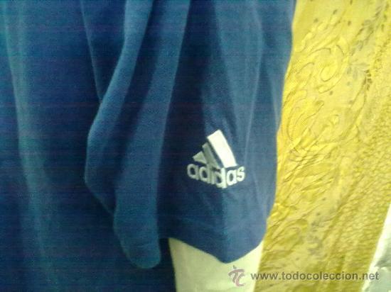 Coleccionismo deportivo: CAMISETA POLO NIKY NIKI ORIGINAL ADIDAS FUTBOL REAL ZARAGOZA TALLA 5 - Foto 3 - 31338914