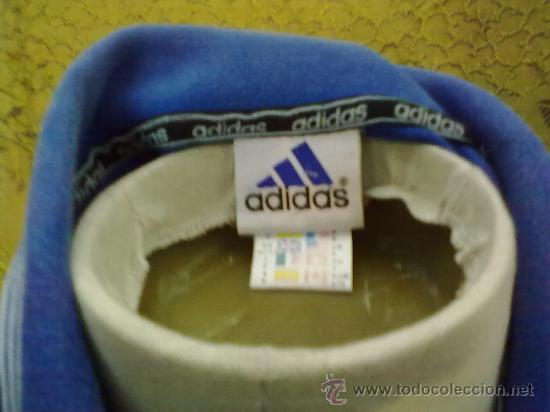 Coleccionismo deportivo: CAMISETA POLO NIKY NIKI ORIGINAL ADIDAS FUTBOL REAL ZARAGOZA TALLA 5 - Foto 5 - 31338914