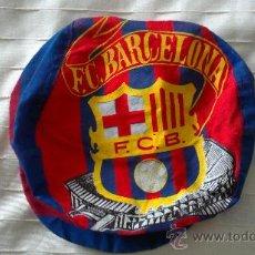 Colecionismo desportivo: GORRA GORRO F.C.BARCELONA ANTIGUA. Lote 31377687