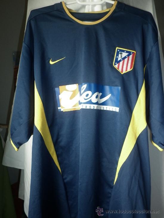 96912366fc16f Camiseta segunda equipación del atletico de mad - Vendido en Venta ...