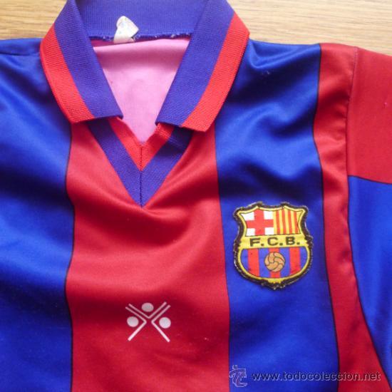 Coleccionismo deportivo: Camiseta Futbol club barcelona Barça Cejudo Trujillo Para niño - Foto 2 - 31742304