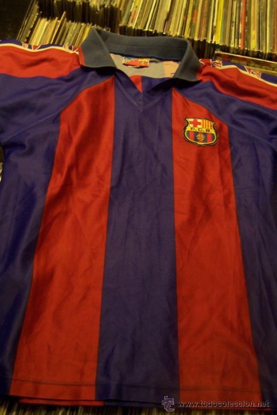 Coleccionismo deportivo: Camiseta Futbol club barcelona Barça Kappa Figo Dorsal 7 talla s - Foto 6 - 31770816