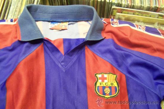 Coleccionismo deportivo: Camiseta Futbol club barcelona Barça Kappa Figo Dorsal 7 talla s - Foto 4 - 31770816