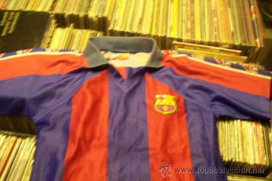 Coleccionismo deportivo: Camiseta Futbol club barcelona Barça Kappa Figo Dorsal 7 talla s - Foto 2 - 31770816