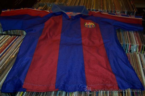 Coleccionismo deportivo: Camiseta Futbol club barcelona Barça Kappa Figo Dorsal 7 talla s - Foto 8 - 31770816