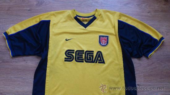 Camiseta arsenal sega nike talla l - Vendido en Venta Directa - 31864980 8c406de590f