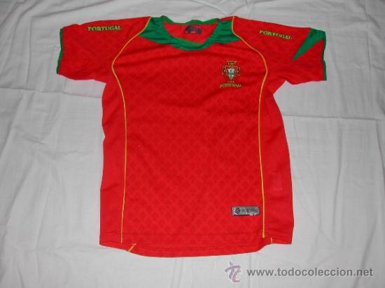 e4c1d6077e camiseta de futbol -- portugal --- talla 8  - Comprar Camisetas de ...
