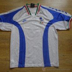 Coleccionismo deportivo: CAMISETA DE FUTBOL ITALIA NIKE RAMAZZOTI CALCIO. Lote 178651323