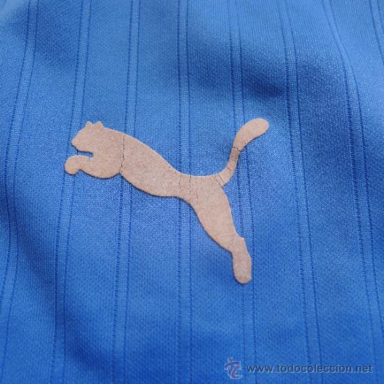 Coleccionismo deportivo: Rara camiseta Puma de Futbol Federacion Andaluza de futbol - Foto 5 - 32229098