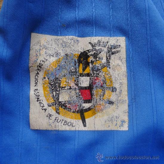 Coleccionismo deportivo: Rara camiseta Puma de Futbol Federacion Andaluza de futbol - Foto 6 - 32229098