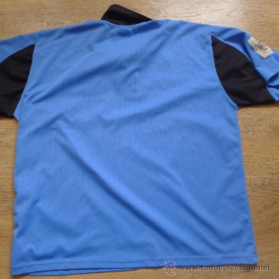Coleccionismo deportivo: Rara camiseta Puma de Futbol Federacion Andaluza de futbol - Foto 2 - 32229098