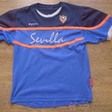 Coleccionismo deportivo: CAMISETA SEVILLA CLUB DE FUTBOL JOMA MUY RARA. Lote 32408861