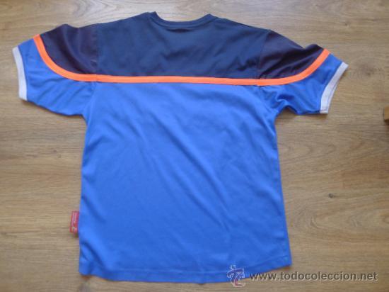 Coleccionismo deportivo: Camiseta Sevilla club de futbol Joma Muy rara - Foto 2 - 32408861