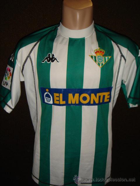 87724ca6be45e Camiseta futbol original kappa real betis arzu - Vendido en Venta ...