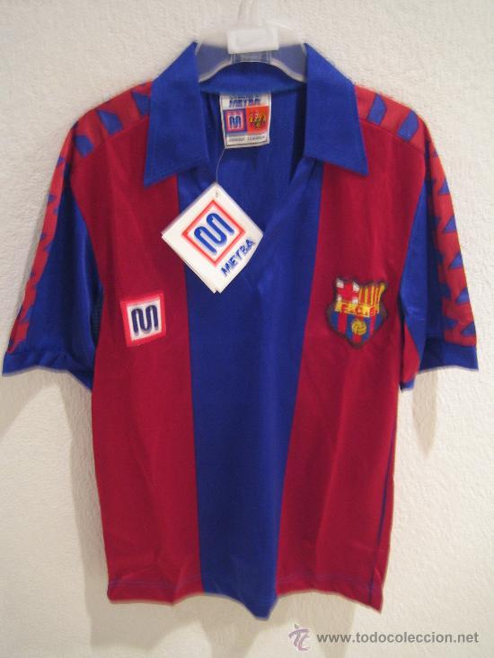 camisetas de futbol Barcelona deportivas
