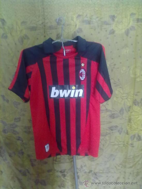 camisetas de futbol AC Milan futbol