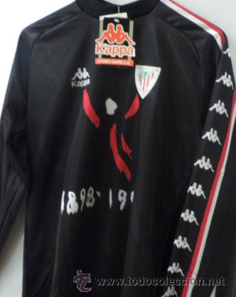 camisetas de futbol Athletic Club nuevo