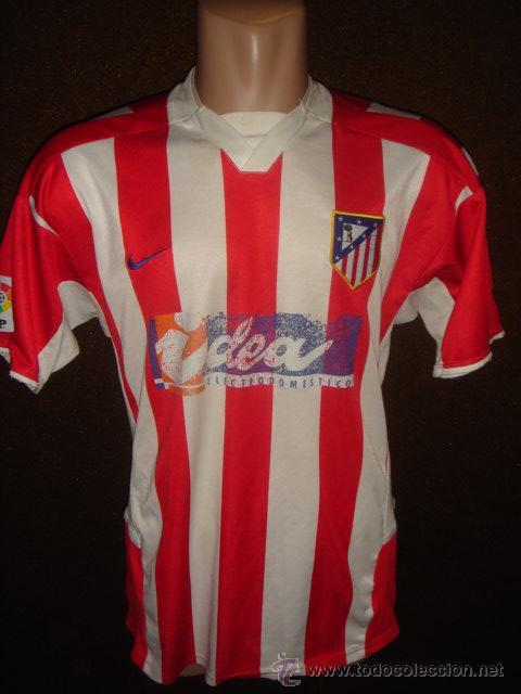 camisetas de futbol Atlético de Madrid nuevas
