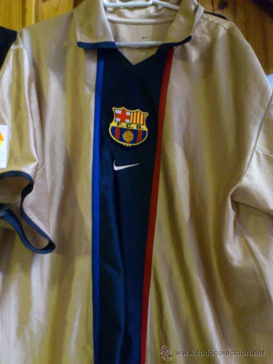 bien fuera x mejor servicio disponible Camiseta nike del futbol club barcelona barça d - Sold ...